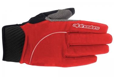 gants hiver alpinestars nimbus rouge l