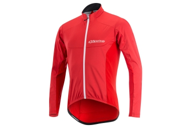 veste coupe vent alpinestars hurricane functional rouge s