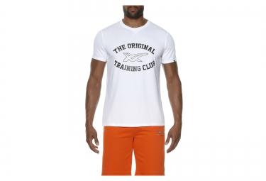 T-Shirt ASICS GRAPHIC Blanc