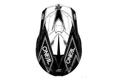 Casco Integral O'Neal FURY RL FUEL Blanc / Noir