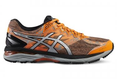 Chaussures de Running Asics GT 2000 4 LITE SHOW PLASMAGUARD Argent / Orange