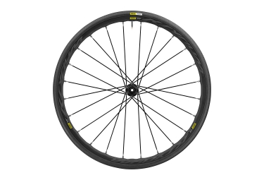 Front Wheel MAVIC 2017 Ksyrium Elite Disc Centerlock - Axle 12x100 - Yksion Pro 25mm