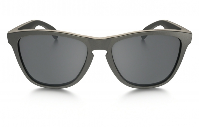 Lunettes Oakley FROGSKINS METALS COLLECTION Gris Noir