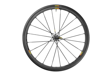 Roue arriere mavic r sys slr shimano sram yksion pro 25mm