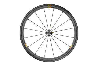 roue avant mavic 2017 r sys slr exalith yksion pro 23mm