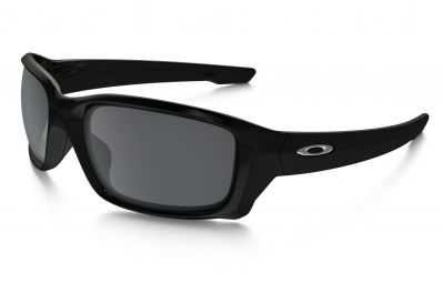 lunettes oakley straightlink noir noir iridium ref oo9331 01