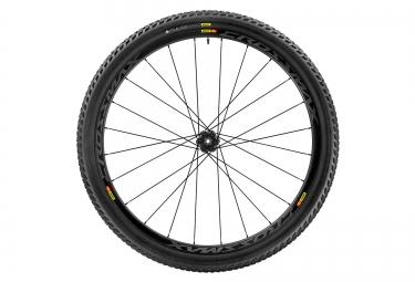 roue arriere mavic 2017 crossmax pro carbon wts 29 12x142 mm corps xd pneu pulse 2 25