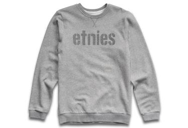 ETNIES E-LOCK Sweat Grey