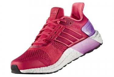 adidas running ultra boost st rose femme 38