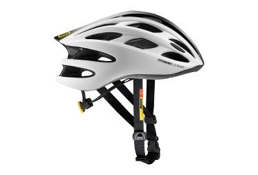 Casque Mavic Cosmic Ultimate II Blanc Noir 2017