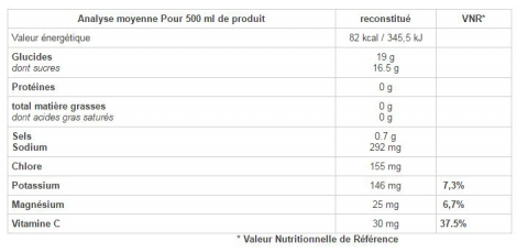 HYDRENERGY4 10 Sachets Boisson Isotonic Menthe/Agrumes