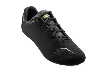 paire de chaussures route mavic aksium iii 2017 noir blanc 46