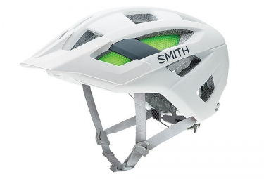 Casque vtt smith rover blanc mat s 51 55 cm