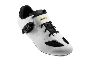 Paire de Chaussures Route Mavic Aksium Elite III Blanc Noir