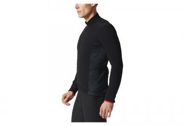 Veste Thermique adidas cycling ROMPIGHIACCIO Noir