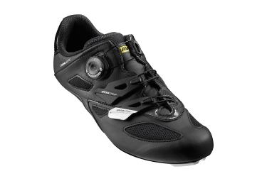 Zapatillas Carretera Mavic Cosmic Elite 2017 Negro