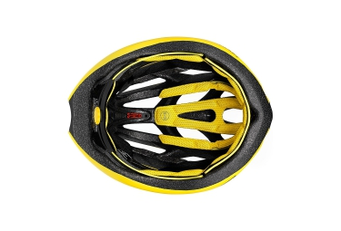 casque mavic cosmic ultimate ii jaune noir 2017 s 51 56 cm