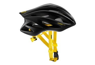 Mavic Helmet Cosmic Pro 2017 Black Yellow