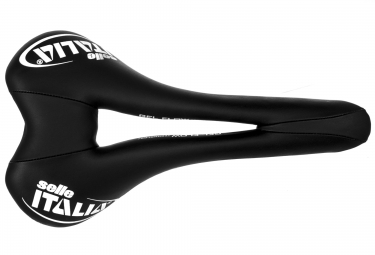 selle italia selle turbomatic gel flow noir