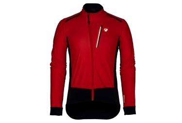 veste bontrager velocis s1 softshell rouge xs