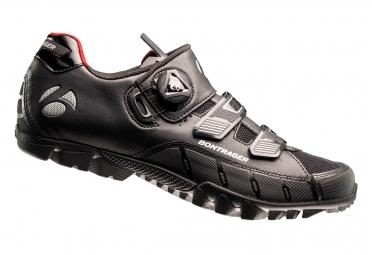 chaussures vtt bontrager katan 2017 noir 46