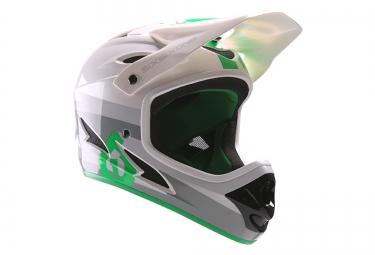 661 sixsixone casque integral comp gris vert 2017 l 58 60 cm
