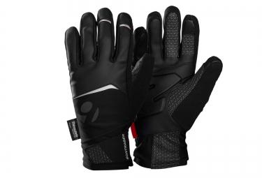 Handschuhe Bontrager Meraj S1 Softshell  - Damen - Noir
