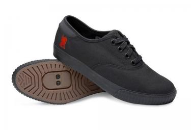 chrome paire de chaussures truk pro spd noir 43