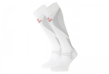 BV SPORT Chausettes PRORECUP ELITE Blanc