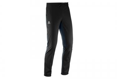 pantalon salomon equipe softshell noir xl