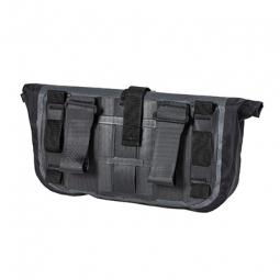 sacoche de guidon ortlieb accessory pack gris