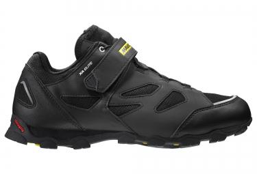 Chaussures vtt mavic xa elite noir 40 2 3