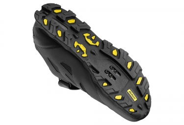 chaussures vtt mavic xa elite noir 47 1 3
