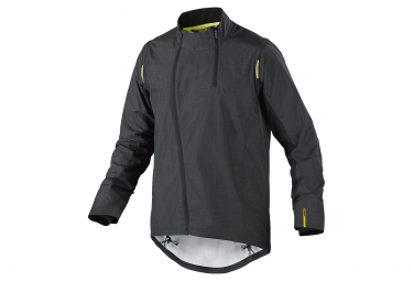 veste mavic crossmax ultimate convertible noir l