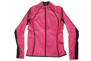 gore running wear veste magnitude windstopper active shell femme l