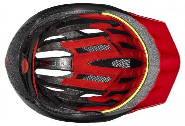 casque mavic 2017 crossmax sl pro rouge noir l 57 61 cm