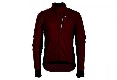 veste bontrager velocis s2 softshell rouge s