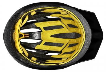 casque mavic crossmax sl pro noir jaune m 54 59 cm