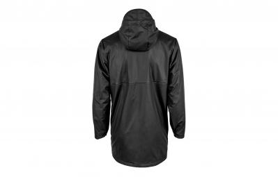 veste impermeable rains thermal collection mile noir m l