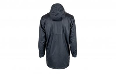 veste impermeable rains thermal collection mile bleu xs s