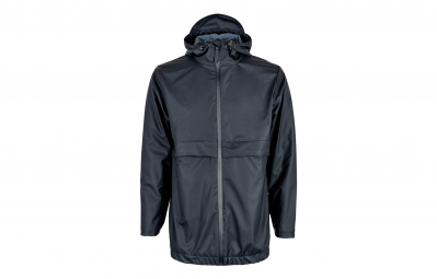 Veste impermeable rains thermal collection free bleu m l