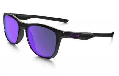 lunettes oakley trillbe x noir violet iridium polarise ref oo9340 03