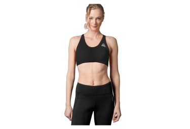 REEBOK Bra WORKOUT READY Nero