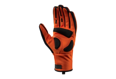 paire de gants hiver mavic aksium thermo orange 2017 m