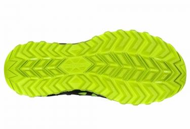 Chaussures de Trail Saucony XODUS ISO Noir / Bleu / Vert