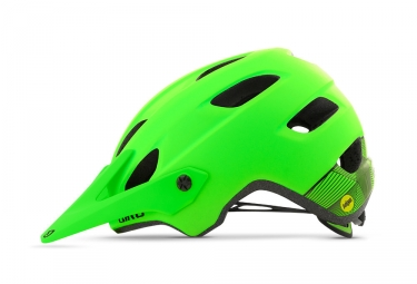 casque giro chronicle mips vert s 51 55 cm