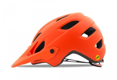 casque giro chronicle mips orange s 51 55 cm
