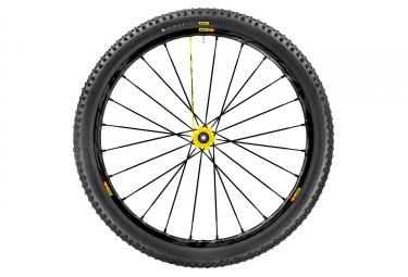 roue arriere mavic 2017 deemax pro wts 27 5 12x142mm corps shimano sram