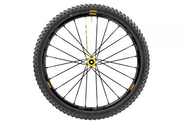 roue avant mavic 2017 deemax pro wts 27 5 15mm clow pro xl 2 50