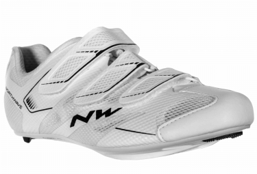 chaussures route northwave sonic 2 blanc 45